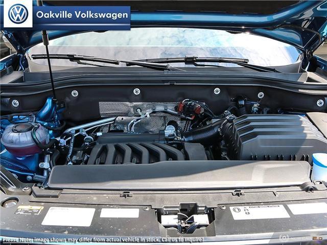 2019 Volkswagen Atlas 3.6 FSI Highline (Stk: 21192) in Oakville - Image 6 of 23