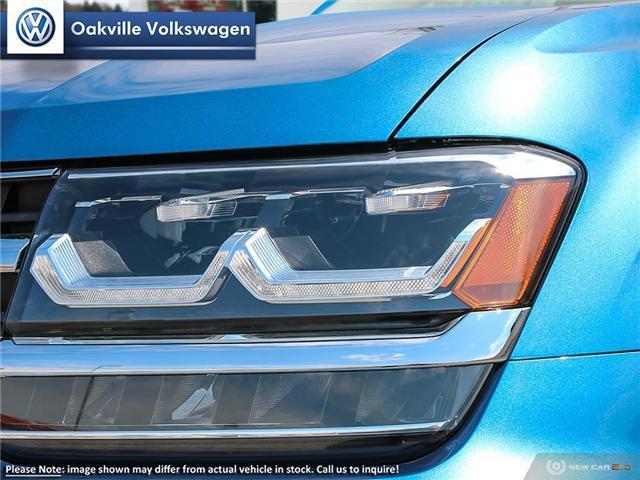 2019 Volkswagen Atlas 3.6 FSI Highline (Stk: 21192) in Oakville - Image 10 of 23