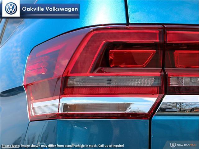 2019 Volkswagen Atlas 3.6 FSI Highline (Stk: 21192) in Oakville - Image 11 of 23