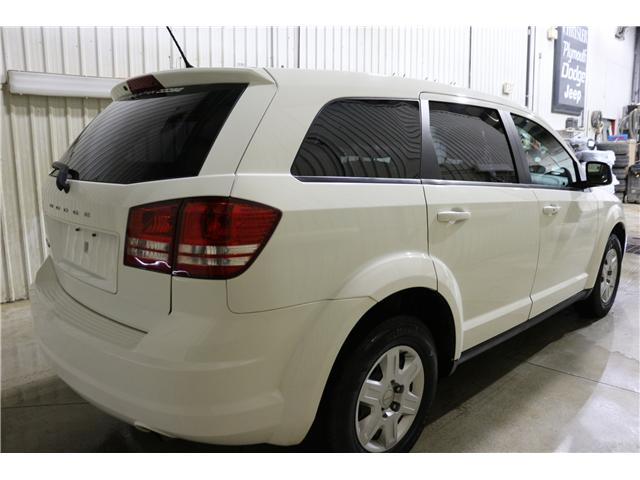 2012 Dodge Journey CVP/SE Plus (Stk: JP022A) in Rocky Mountain House - Image 7 of 22