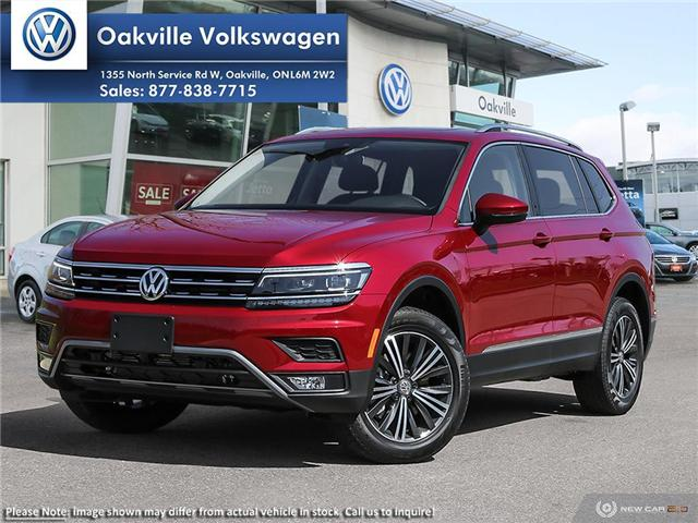 2019 Volkswagen Tiguan Highline (Stk: 21246) in Oakville - Image 1 of 22