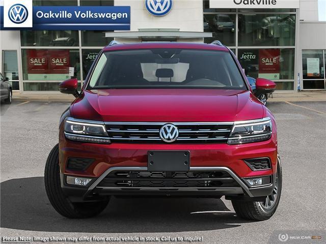2019 Volkswagen Tiguan Highline (Stk: 21246) in Oakville - Image 2 of 22