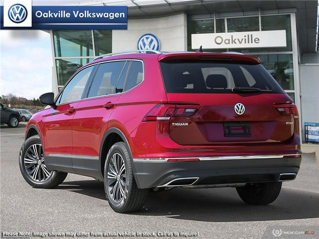 2019 Volkswagen Tiguan Highline (Stk: 21246) in Oakville - Image 4 of 22