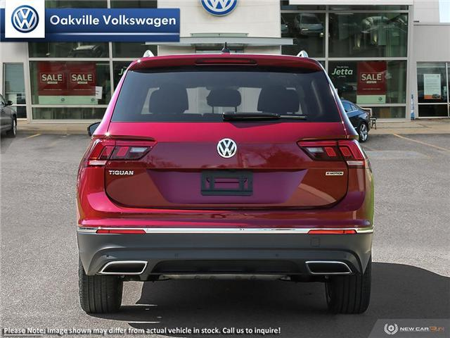 2019 Volkswagen Tiguan Highline (Stk: 21246) in Oakville - Image 5 of 22