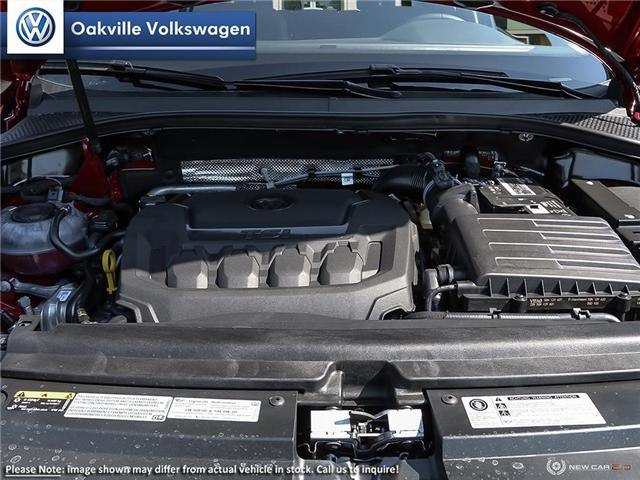 2019 Volkswagen Tiguan Highline (Stk: 21246) in Oakville - Image 6 of 22