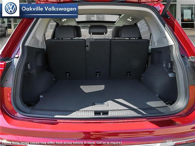 2019 Volkswagen Tiguan Highline (Stk: 21246) in Oakville - Image 7 of 22