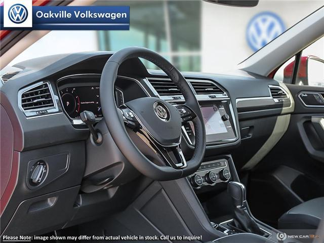 2019 Volkswagen Tiguan Highline (Stk: 21246) in Oakville - Image 11 of 22
