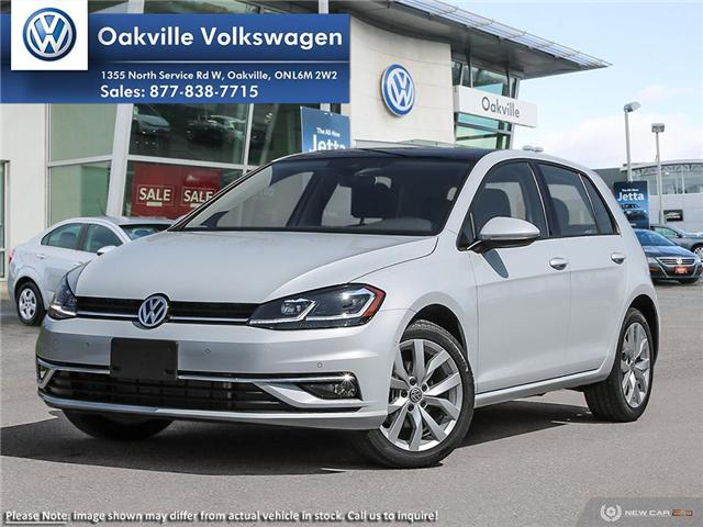 2019 Volkswagen Golf 1.4 TSI Execline (Stk: 21255) in Oakville - Image 1 of 23