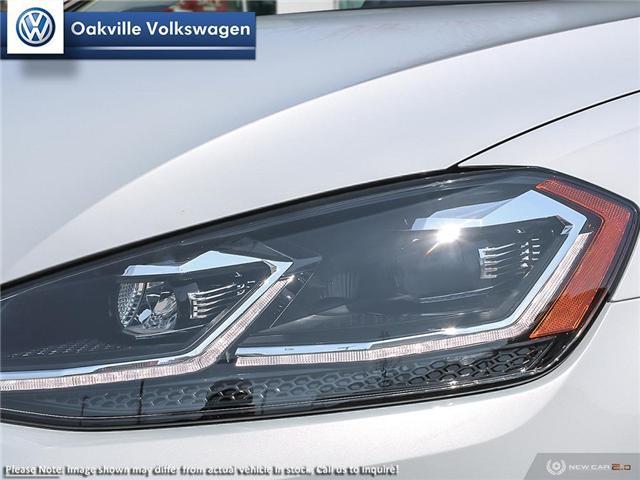 2019 Volkswagen Golf 1.4 TSI Execline (Stk: 21255) in Oakville - Image 10 of 23