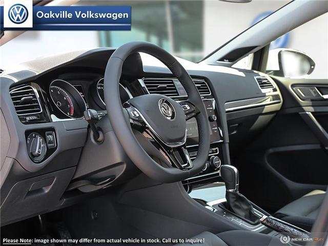 2019 Volkswagen Golf 1.4 TSI Execline (Stk: 21255) in Oakville - Image 12 of 23