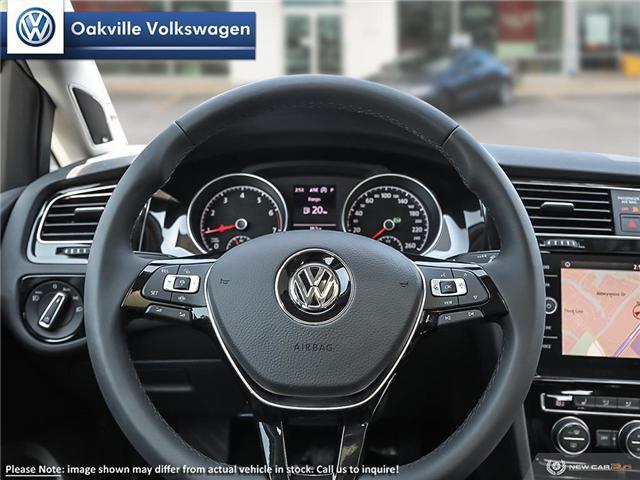 2019 Volkswagen Golf 1.4 TSI Execline (Stk: 21255) in Oakville - Image 13 of 23