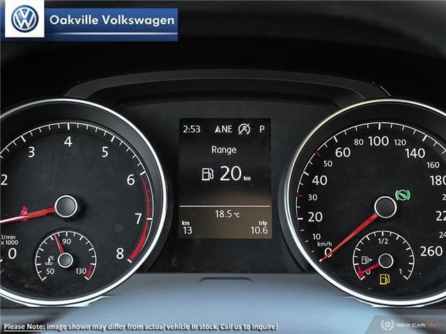2019 Volkswagen Golf 1.4 TSI Execline (Stk: 21255) in Oakville - Image 14 of 23