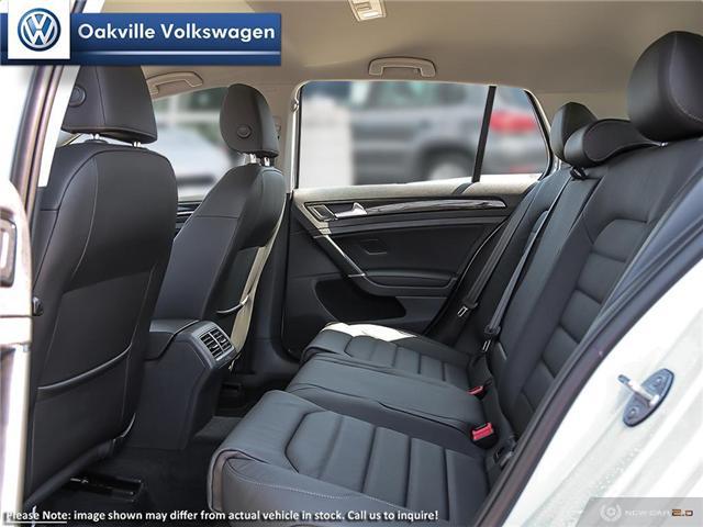2019 Volkswagen Golf 1.4 TSI Execline (Stk: 21255) in Oakville - Image 21 of 23