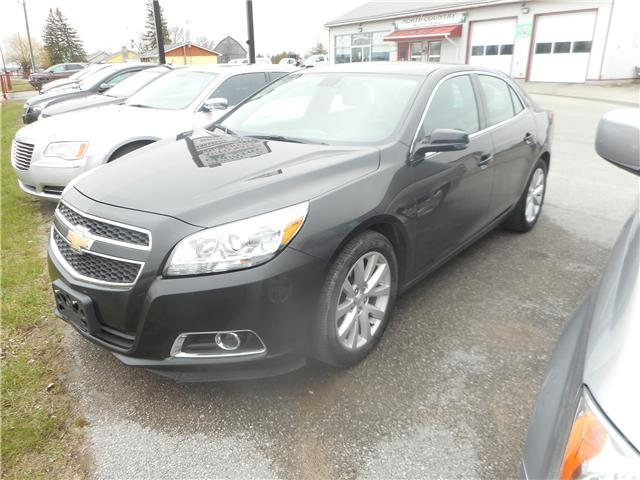2013 Chevrolet Malibu 2LT (Stk: NC 3737) in Cameron - Image 1 of 10