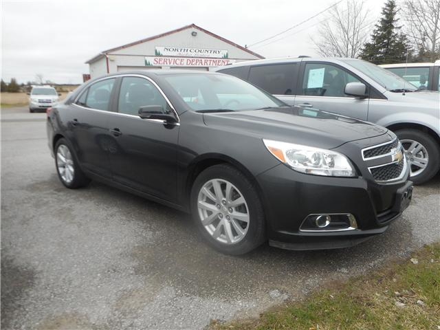 2013 Chevrolet Malibu 2LT (Stk: NC 3737) in Cameron - Image 2 of 10