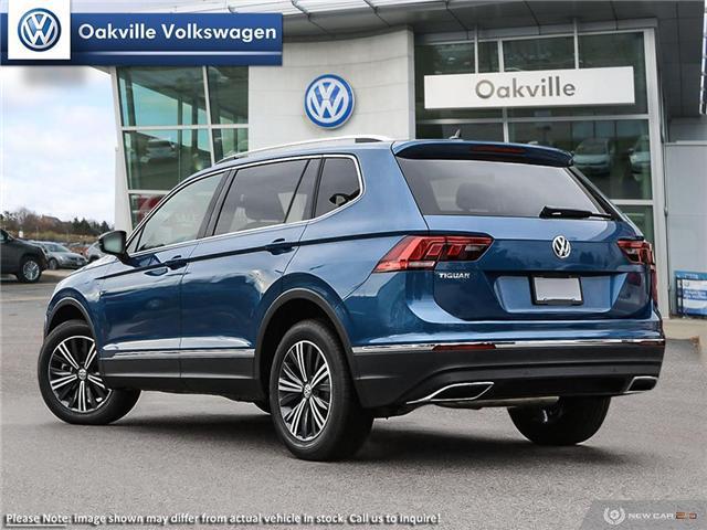 2019 Volkswagen Tiguan Highline (Stk: 21315) in Oakville - Image 4 of 22