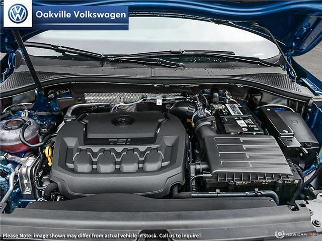 2019 Volkswagen Tiguan Highline (Stk: 21315) in Oakville - Image 6 of 22