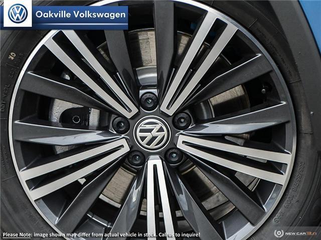 2019 Volkswagen Tiguan Highline (Stk: 21315) in Oakville - Image 8 of 22