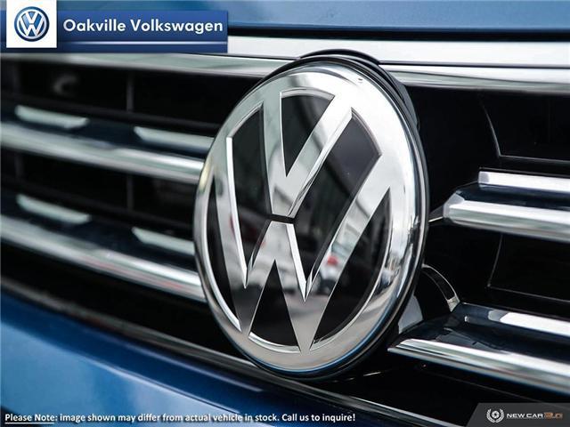 2019 Volkswagen Tiguan Highline (Stk: 21315) in Oakville - Image 9 of 22