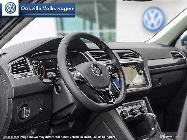 2019 Volkswagen Tiguan Highline (Stk: 21315) in Oakville - Image 12 of 22