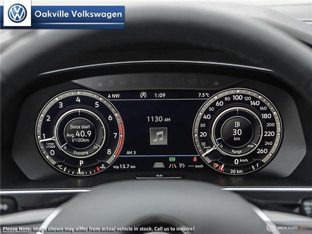 2019 Volkswagen Tiguan Highline (Stk: 21315) in Oakville - Image 14 of 22