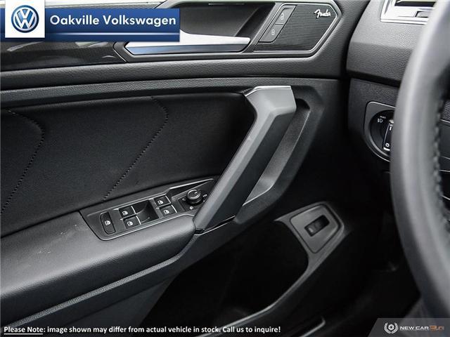 2019 Volkswagen Tiguan Highline (Stk: 21315) in Oakville - Image 16 of 22