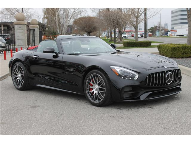 2018 Mercedes-Benz AMG GT C  (Stk: 04522) in Toronto - Image 3 of 26