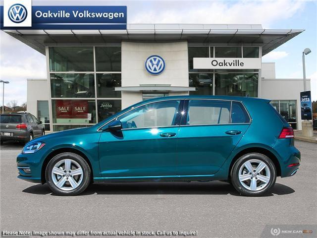 2019 Volkswagen Golf 1.4 TSI Highline (Stk: 21147) in Oakville - Image 3 of 23