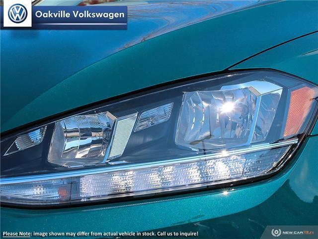 2019 Volkswagen Golf 1.4 TSI Highline (Stk: 21147) in Oakville - Image 10 of 23