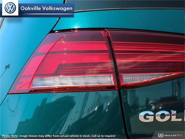 2019 Volkswagen Golf 1.4 TSI Highline (Stk: 21147) in Oakville - Image 11 of 23