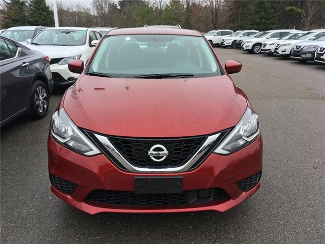 2019 Nissan Sentra 1.8 SV (Stk: RY191016) in Richmond Hill - Image 1 of 5