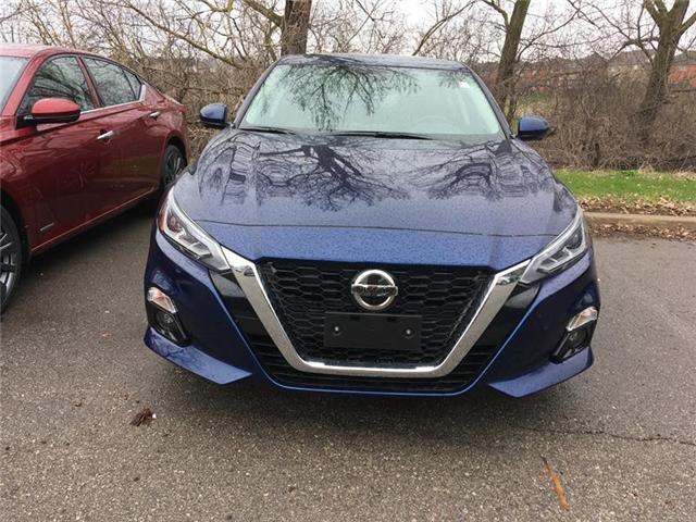 2019 Nissan Altima 2.5 SV (Stk: RY193029) in Richmond Hill - Image 1 of 5