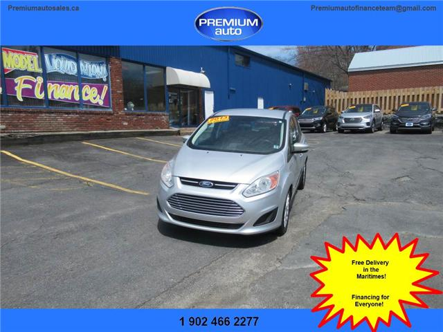 2013 Ford C-Max Hybrid SE (Stk: 540127) in Dartmouth - Image 1 of 22