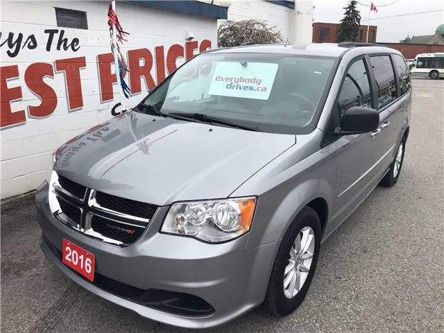 2016 Dodge Grand Caravan SE/SXT (Stk: 19-304) in Oshawa - Image 1 of 15
