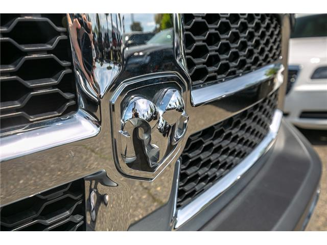 2016 RAM 1500 ST (Stk: AB0841) in Abbotsford - Image 10 of 21