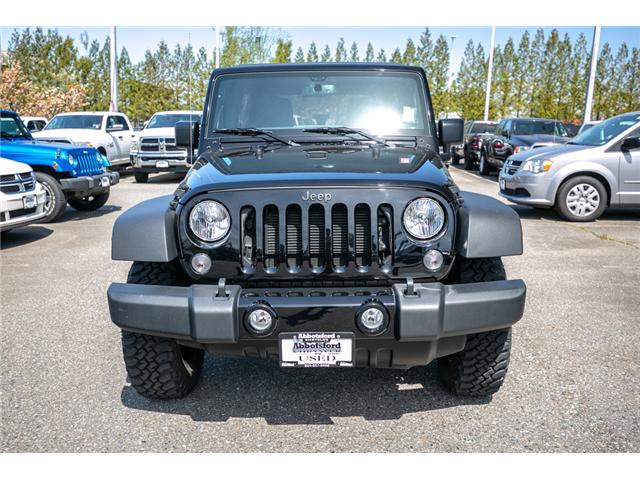 2018 Jeep Wrangler JK Unlimited Sport (Stk: AB0851) in Abbotsford - Image 2 of 21