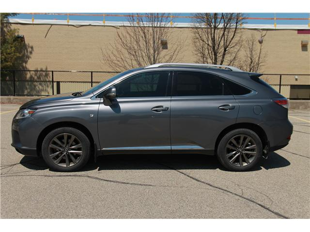 2013 Lexus RX 350 F Sport (Stk: 1904148) in Waterloo - Image 2 of 29
