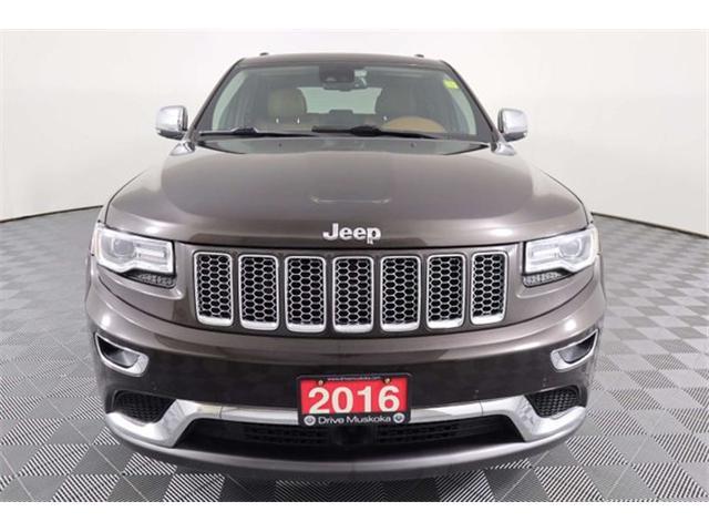 2016 Jeep Grand Cherokee Summit (Stk: P19-52) in Huntsville - Image 2 of 40