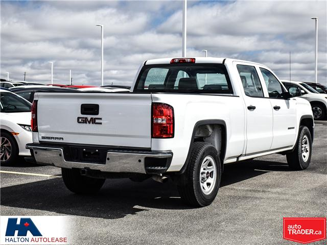 2017 GMC Sierra 1500 Base (Stk: 310648) in Burlington - Image 4 of 21