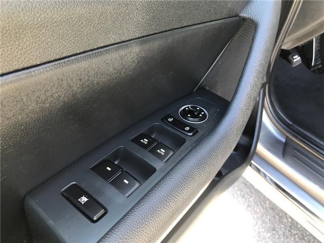 2018 Hyundai Sonata 2.4 Sport (Stk: X4665A) in Charlottetown - Image 9 of 22