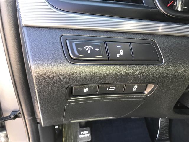 2018 Hyundai Sonata 2.4 Sport (Stk: X4665A) in Charlottetown - Image 11 of 22