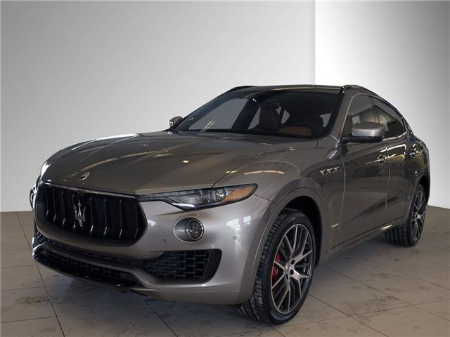2018 Maserati Levante S GranSport (Stk: 860MC) in Calgary - Image 1 of 17