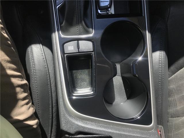 2018 Hyundai Sonata 2.4 Sport (Stk: X4665A) in Charlottetown - Image 12 of 22