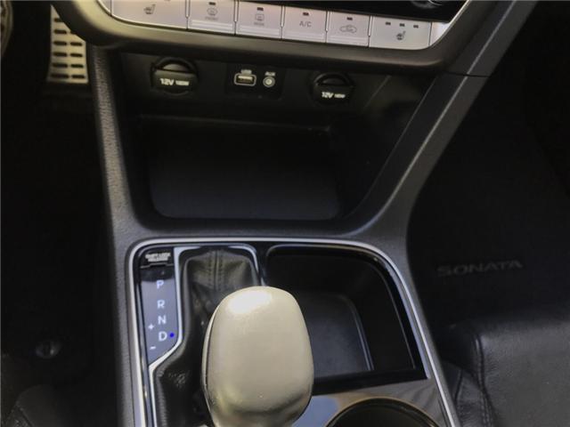 2018 Hyundai Sonata 2.4 Sport (Stk: X4665A) in Charlottetown - Image 13 of 22