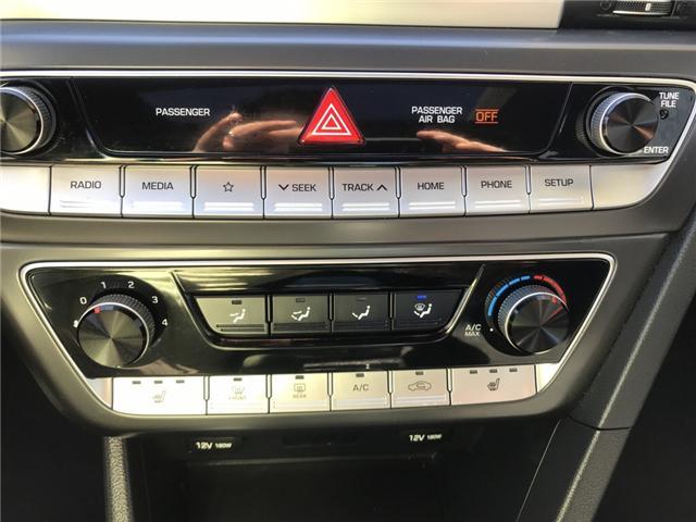 2018 Hyundai Sonata 2.4 Sport (Stk: X4665A) in Charlottetown - Image 14 of 22