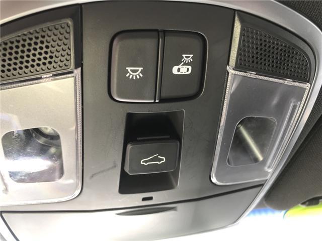 2018 Hyundai Sonata 2.4 Sport (Stk: X4665A) in Charlottetown - Image 21 of 22