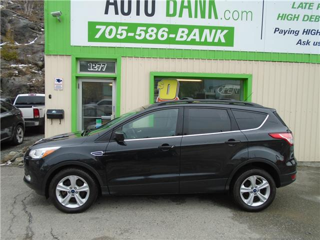 2014 Ford Escape SE (Stk: ) in Sudbury - Image 1 of 6