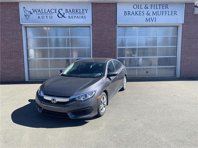 2017 Honda Civic LX (Stk: 028040) in Truro - Image 1 of 8