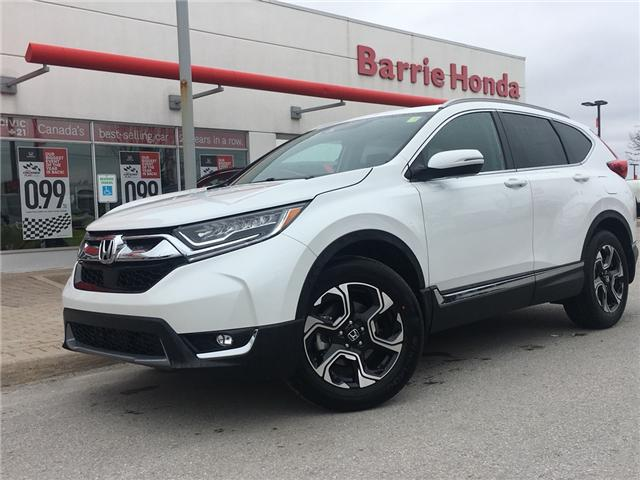 2019 Honda CR-V Touring (Stk: 19453) in Barrie - Image 1 of 17