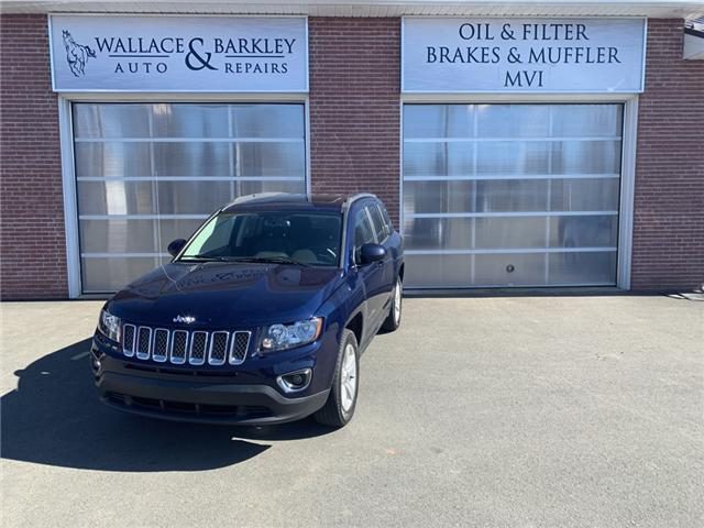 2017 Jeep Compass Sport/North (Stk: 194198) in Truro - Image 1 of 6